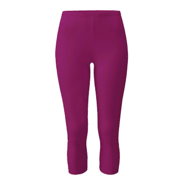 3/4-leggings, fuchsia
