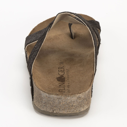 "Teen-slipper ""Jack"", saffraan"