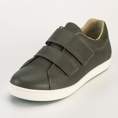 Sneaker, olijf 39